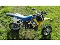 Husky boy 50 motorbike honda yamaha ktm 50cc