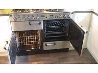 Rangemaster Professional 110 DUAL Fuel cooker
