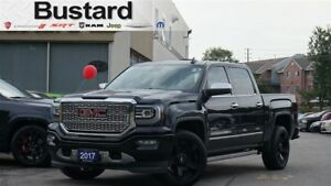 2017 GMC Sierra 1500 DENALI | 2 SETS OF ALLOYS | FULLY LOADED |