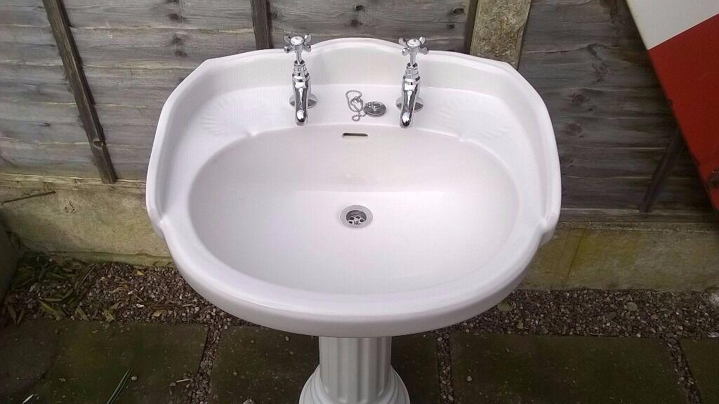 Bathroom Sinks Gumtree heritage bathroom sink | in northwich, cheshire | gumtree