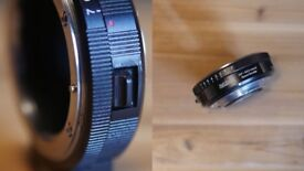 MetaBones Speedbooster - Nikon G Micro four thirds BlackMagic Pocket Micro MFT m43 Adapter Converter