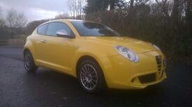 **** Alfa Romeo Mito 1.4 16v Turismo 3dr 6 Months Warranty ****