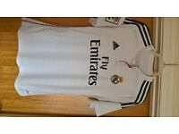 Real Madrid Home shirt, 2014/15, Adult Medium