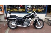 Suzuki GZ Marauder 125cc year 2011 with new MOT & 3 months warranty