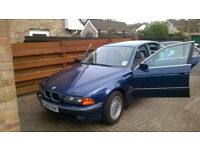 BMW 5 Series Automatic Strong Runner Low Mileage Current MOT Nice Drive