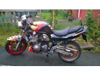 Suzuki GSF750 Bandit/Streetfighter