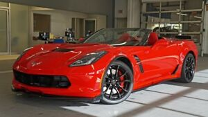 2018 CHEVROLET CORVETTE GRAND SPORT CONVERTIBLE