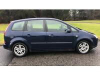 CHEAP DIESEL FORD FOCUS C-MAX 1.8L TDCI (2006) year mot 5 door