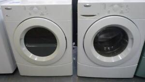 98 Laveuse Secheuse Frontales WHIRLPOOL  Frontload  Washer Driyer