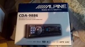 stereo mp3/ wma/ aac plus lots more