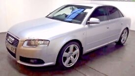 AUDI A4 S-LINE 1.9 TDI - 2007 only £2200 OVNO