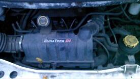 Ford transit mondeo jaguar 2.0 tdci tddi engine