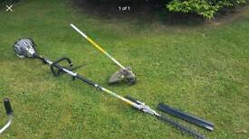 Titan Strimmer and hedge Trimmer