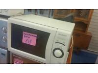 Sharpe 800w Microwave oven