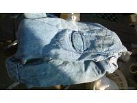 Vintage Wrangler Mens Demin Jacket