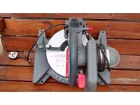 Pro compound mitre saw