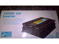 1000W POWER INVERTER, NEW, BOXED