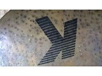 """20"""" Zildjian K """"Custom Left Side Ride"""" w/ 3 rivets (Peter Erskine designed Jazz Cymbal)"""