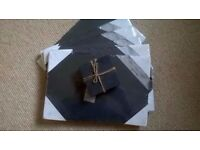 Slate Placemats and Coasters x6 £15