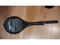 Badminton racquet. Good condition. Slazenger.