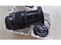 SIGMA 17-70mm F2.8-4 for Nikon
