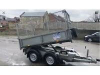 IFOR WILLIAMS TT25 TIPPER 8X5 one year old, hardly used