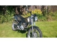 125cc motorbike Derbi Senda . 2015 only 3000 miles learner legal 125 cc