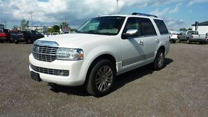 2012 Lincoln Navigator Luxuary