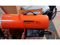 SIP Fireball 1706 170,364 BTU Propane Gas Space Heater