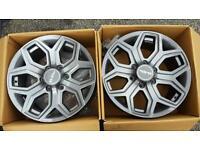 Isuzu d max shadow blade alloy wheels 2016 mint condition