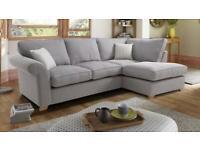 Dfs angelic corner sofa free delivery