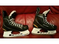 Bauer ice hockey scates - Mens Size 6.5