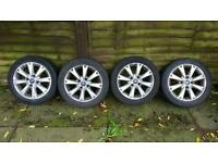 "Ford Fiesta Zetec 15"" Alloy Wheels"