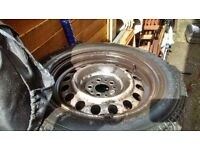 CITREON DISPATCH/PEUGOUT EXPERT 15 STEEL WHEEL ONLY SUITABLE FOR SPARE AT MO