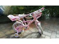 "Kids 14"" wheel bicycle"