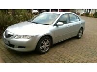 Mazda 6 TS2 2002(September) - Family Owned from New - FSH - Drives Perfectly