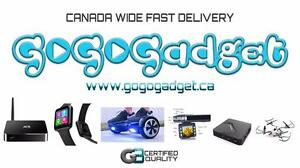 Best Deals on our Gadgets - G3 Certified Quality - Canada Wide Offer