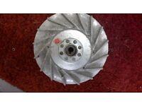 vespa LML PX 125 150 flywheel and woodruff key