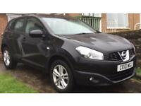 Nissan Qashqai 2010 72k immaculate condition