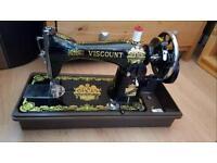 Viscount sewing machine