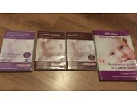 Natal Hypnotherapy 3CDs and Book