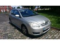TOYOTA COROLLA 1.4 VVT-i Colour Collection 3dr (silver) 2005