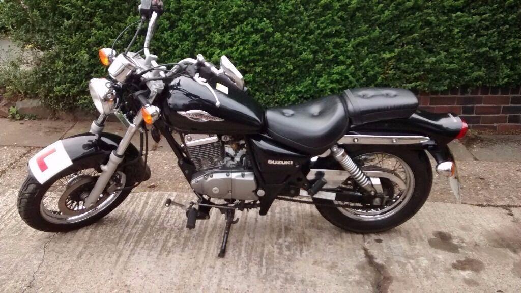 Suzuki Marauder 124 Cc Low Mileage Great Learner Bike Good For