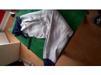 armanie EA7 trackpants size small
