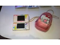 Nintendo DS First Generation Games Console with assorted games