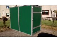 Lockup Horse box size storage unit