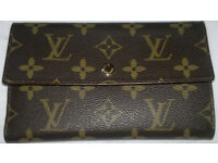 Designer Louis Vuitton Purse / Wallet