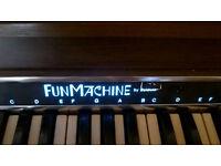 Baldwin Fun Machine