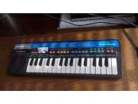 Old school Casio SA-8 Keyboard