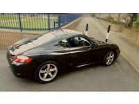 Porsche Boxster / Cayman 987 alloy wheels with tyres